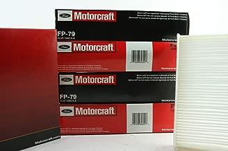 Motorcraft FP79 Cabin Air Particulate Filter (5 Pack)