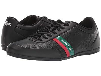 Lacoste Storda Sport 319 1 U (Black/Green) Men