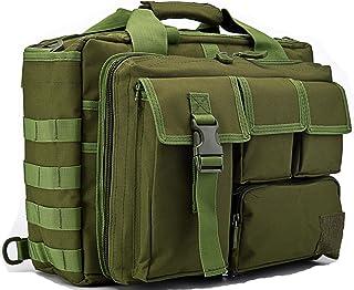 "TACVASEN Men's Outdoor 15"" Laptop Military Molle"