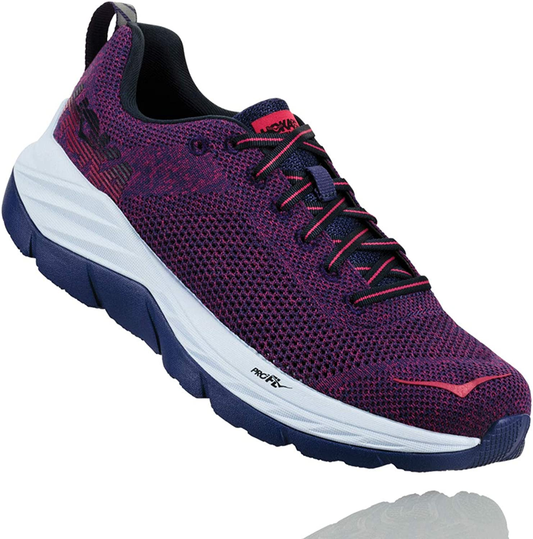 Hoka One One Mach Running schuhe damen damen damen Blau Ribbon Sky Blau 2018 Laufsport Schuhe  2a618d