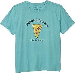 Wanna Pizza Me? Cool Tee (Little Kids/Big Kids)