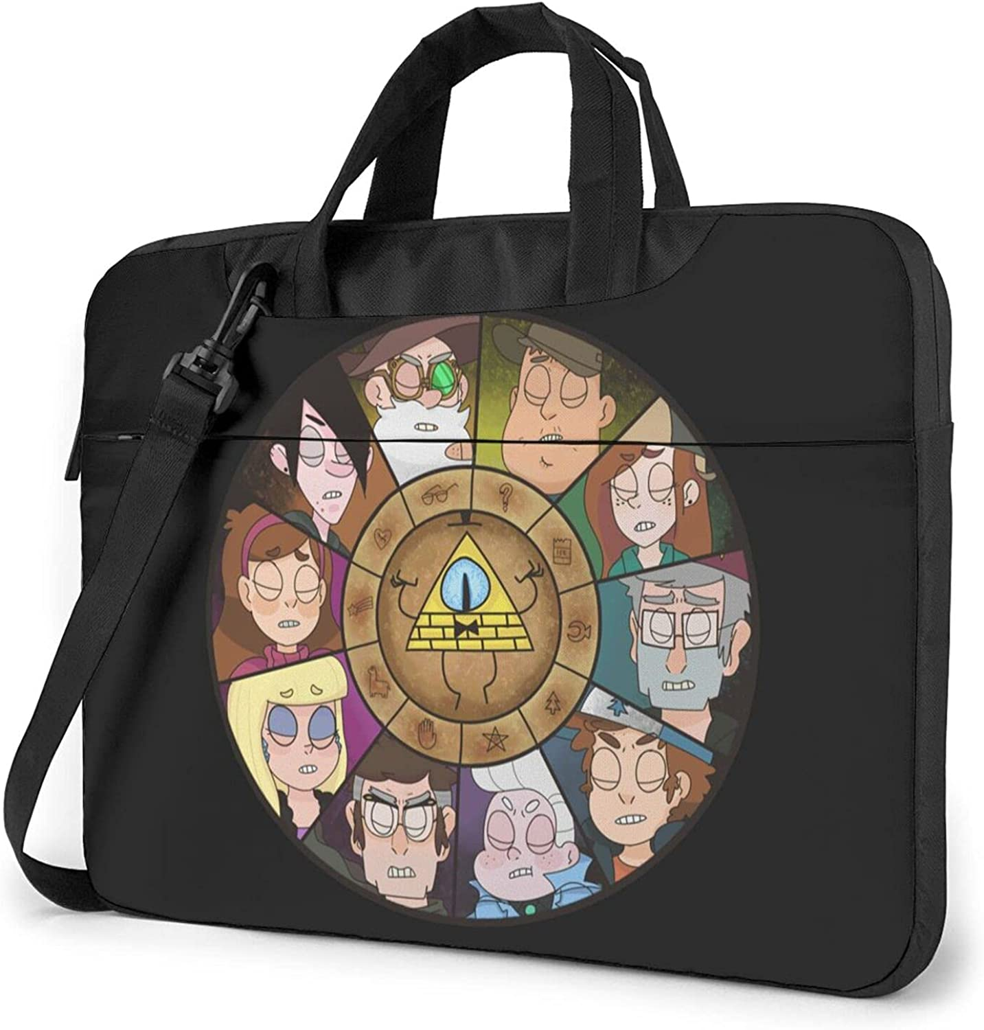 Gravity Falls Laptop Sleeve National uniform free shipping Bag Briefcase Portable Ultra Work Max 81% OFF Sh