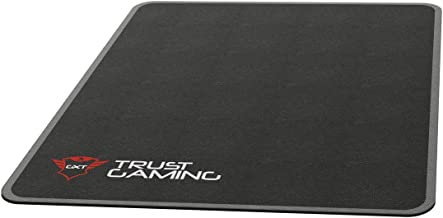 Trust Gaming GXT 715 Tappetino per Sedia, Dimensioni: 99 x 120 cm, Nero