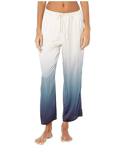 Skin Ombre Silk Pants (Coal Ombre) Women