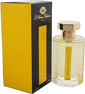 L'Artisan Parfumeur Mimosa Pour Moi Eau de Toilette, 3.4 Ounce