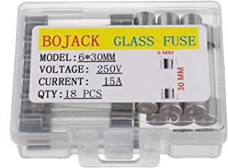 Best 30 amp slow blow glass fuse Reviews