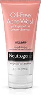 neutrogena pink grapefruit cream