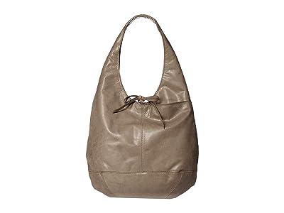 Lucky Brand Mia Hobo (Steely) Hobo Handbags
