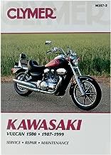 1987-1999 Kawasaki VN1500 Vulcan CLYMER MANUAL KAW VN1500 VULCAN 87-99, Manufacturer: CLYMER, Manufacturer Part Number: M3572-AD, Stock Photo - Actual parts may vary.