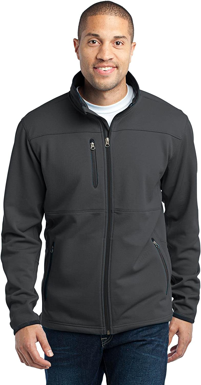 Port Authority Pique Fleece Jacket. F222 Graphite 2XL