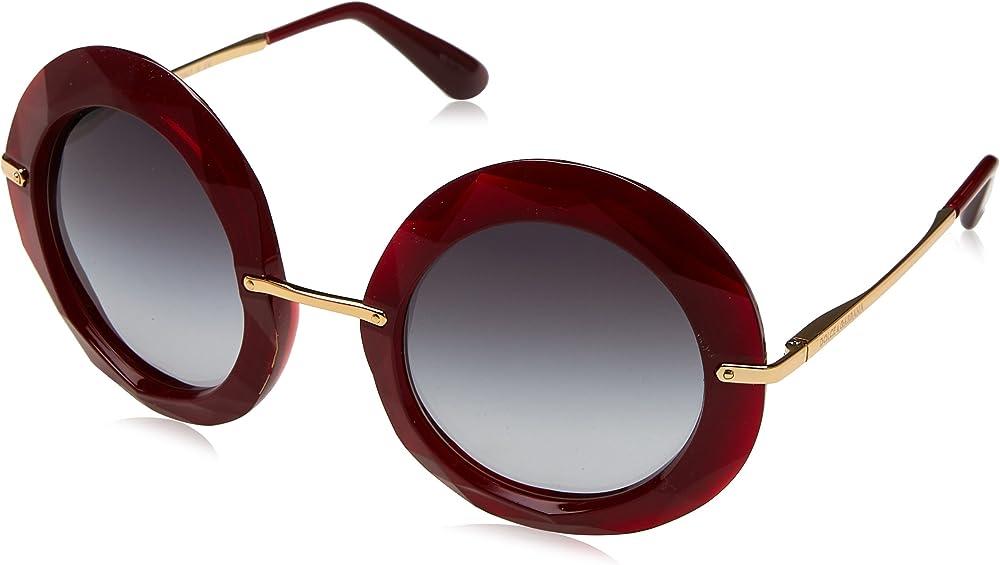 Dolce & gabbana,occhiali da sole per donna 6110
