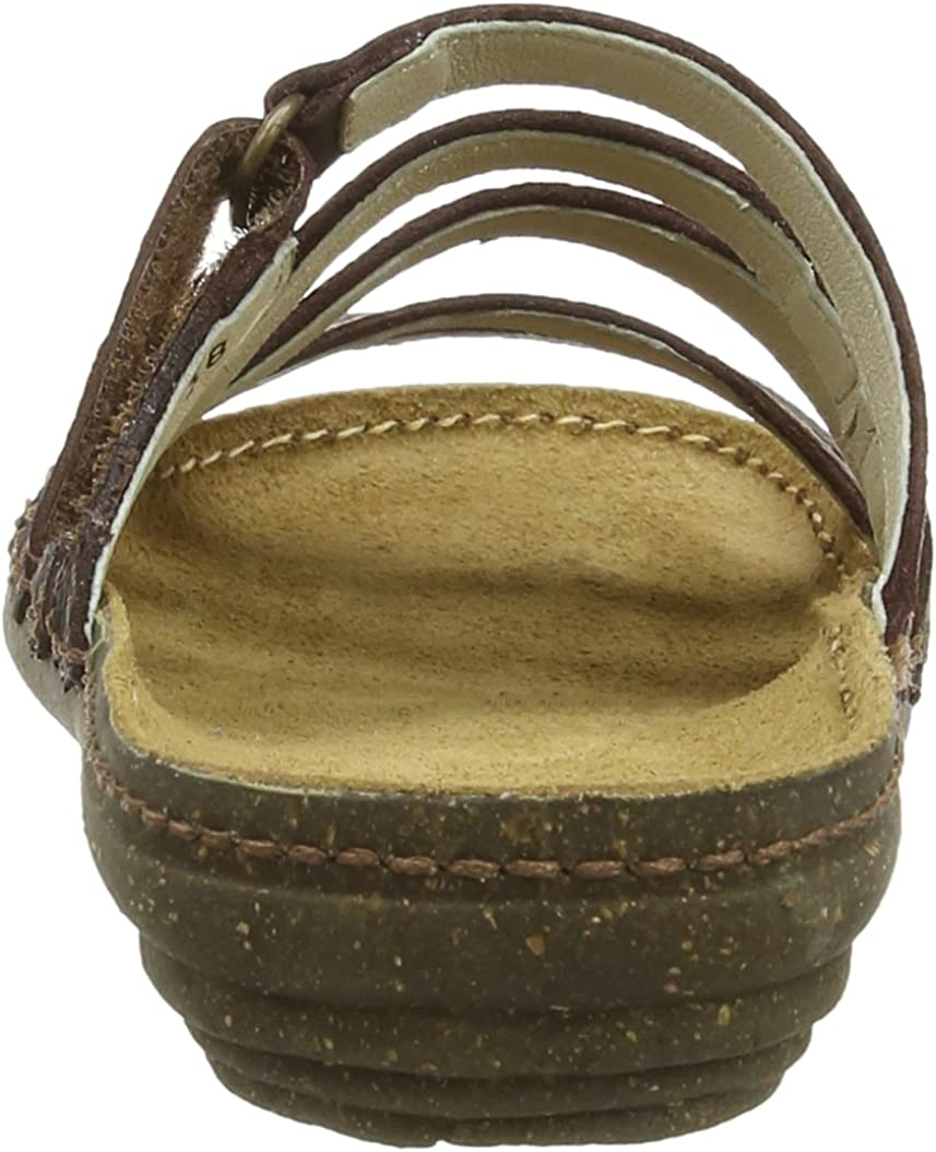 El Naturalista Women's N327 Torcal Slide Sandal