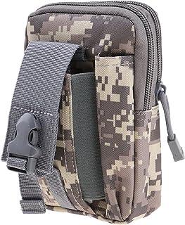 Lovoski Waist Pack Black Bag Belt Military For Hiking Riding Outdoor Bags
