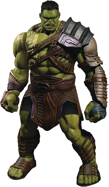 Mezco Toys One  12 Collective  Marvel Thor Ragnarok Gladiator Hulk Action Figure