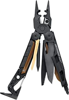 LEATHERMAN - MUT EOD Multitool with Firearm and EOD Tools for Technicians, Black with MOLLE Black Sheath