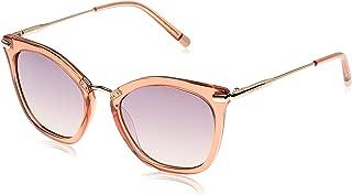 Calvin Klein womens Calvin Klein Women's Ck1231s Cateye Sunglasses 19307211, Grey, 140 mm