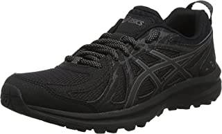 ASICS Australia Frequent Trail Women's Running Shoe, Black/Carbon