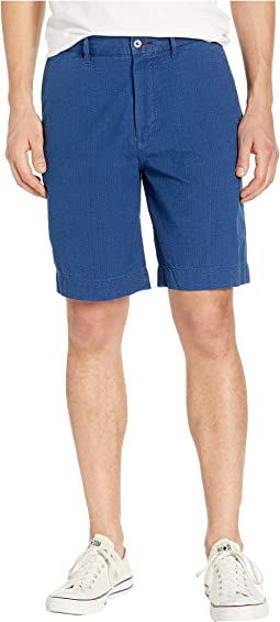 Indigo Bedford Shorts