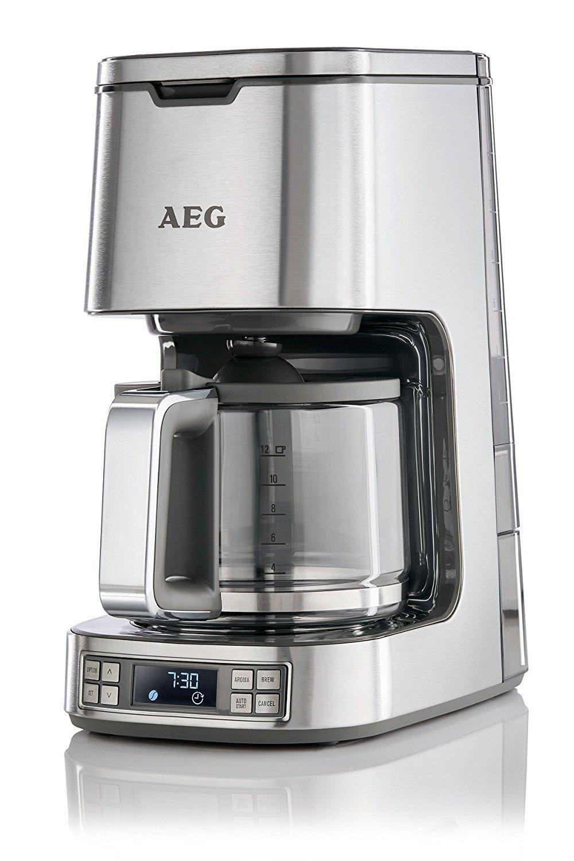 Electrolux KF7800 Expressionist - Cafetera de goteo con temporizador, 1100 W [Clase de eficiencia energética a] (Reacondicionado): Amazon.es: Hogar