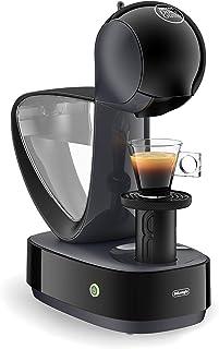 De'Longhi Dolce Gusto Infinissima EDG160.A - Cafetera de cápsulas, 15 bares de presión, color antracita