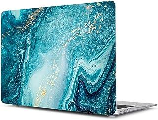 TwoL Funda MacBook Air 13 2018, Ultra Delgado Carcasa Rígida Protector para MacBook Air 13