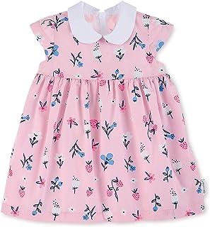 Gyratedream Sommer Casual Baby M/ädchen Flare Sleeve Leopard Kleid Baumwolle Kinder Kleinkind Sommerkleid f/ür 1-7 Jahre
