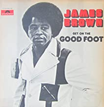 James Brown: Get On The Good Foot Vinyl 2LP