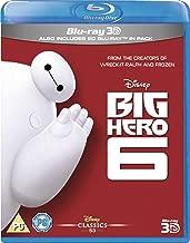 Big Hero 6 (3D Blu-ray + Blu-ray)