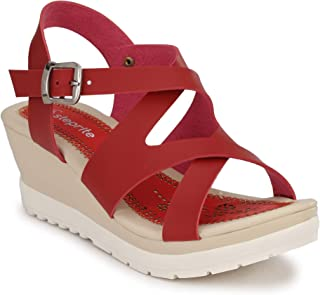 Steprite Kids Girls Roman Style Sandals