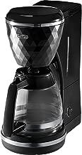 DeLonghi Icmj 210. BK filtre kahve makinesi 10 Tassen Siyah ICMJ210.BK