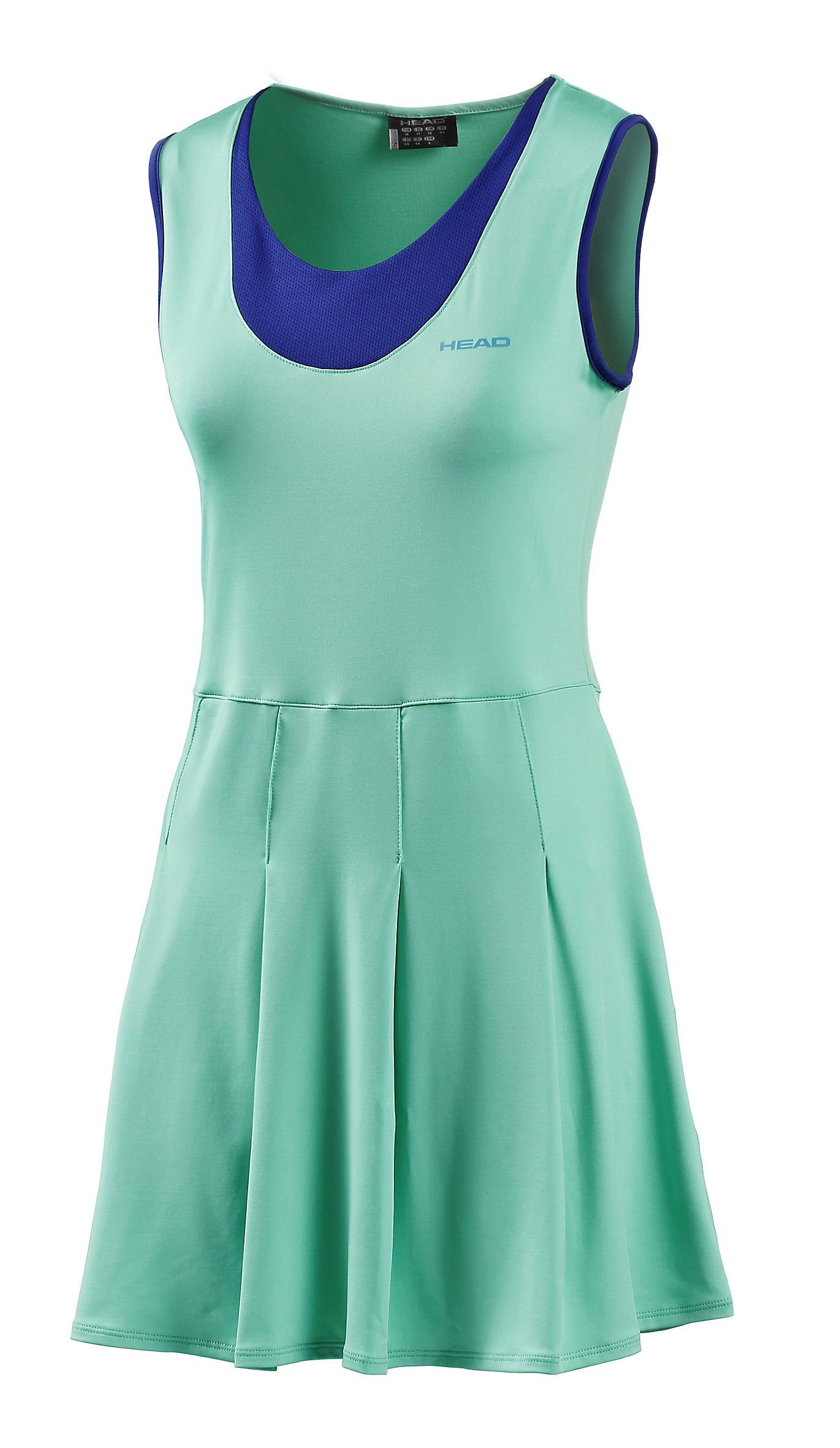 Head - Vestido pádel dual, talla s, color azul / verde: Amazon.es ...