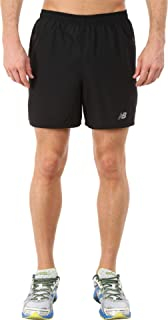 New Balance Men's 5 Woven Run Shorts