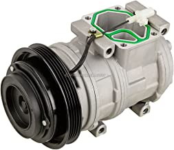 AC Compressor & A/C Clutch For Toyota 4Runner V6 1996 1997 1998 1999 2000 2001 2002 - BuyAutoParts 60-00802NA NEW
