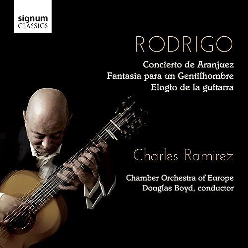 Rodrigo: Concierto de Aranjuez, Fantasía Para un Gentilhombre ...