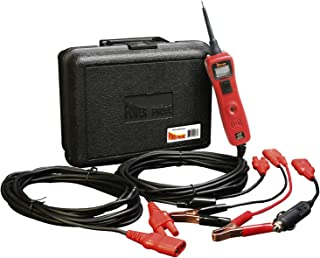 POWER PROBE III w/Case & Acc - Red (PP319FTCRED) [Car Automotive Diagnostic Test Tool, Digital Volt Meter, AC/DC Current R...