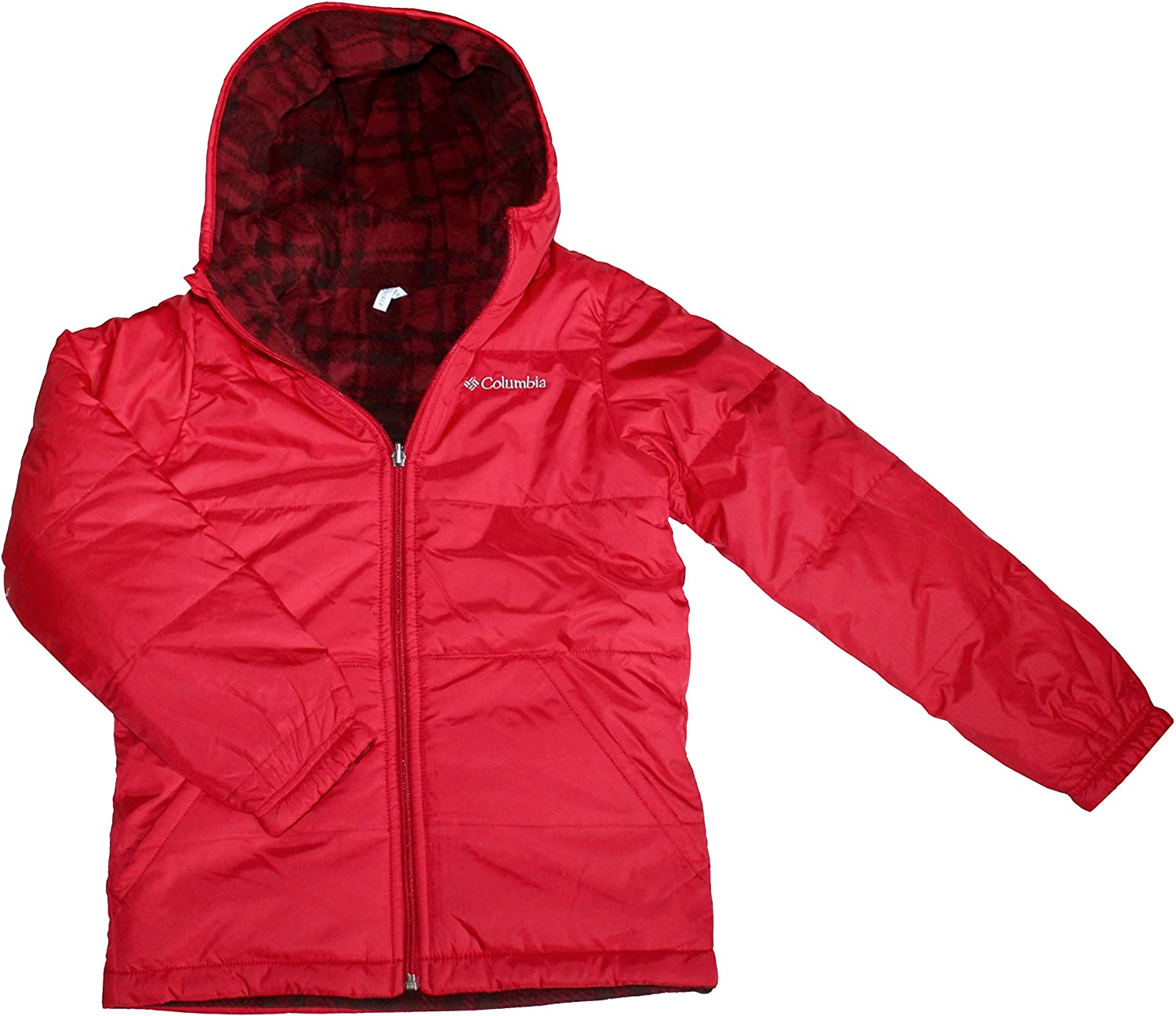 Columbia Youth Kids Ice Chips Reversible Hooded Jacket