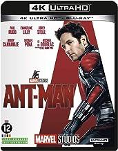Ant-Man 4K [Blu-Ray] [Region Free] (English audio. English subtitles)
