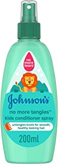 JOHNSON'S, Conditioner, No More Tangles Kids Conditioner Spray, 200ml