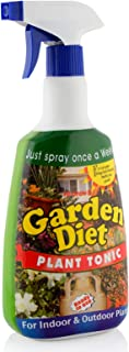 PMT Garden Diet Liquid fertilizer Plant Tonic - 860 ml