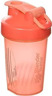 BlenderBottle C01642 Classic Loop Top Shaker Bottle, 32-Ounce, Coral/Coral