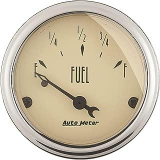 Auto Meter 1815 Antique Beige Fuel Level Gauge