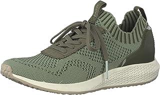 Rieker Damen Sneaker grün N7022 54