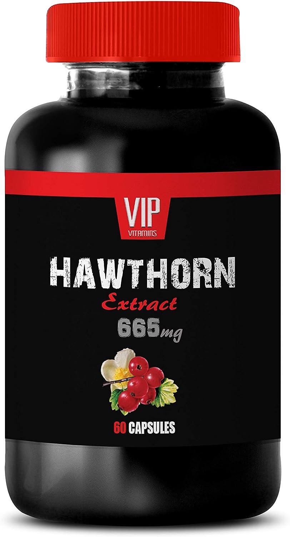 Hawthorn Women - Regular store Extract 665 Weight for Diuretics Max 63% OFF Los
