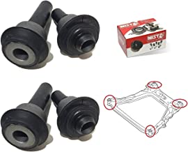 Nisto 4 Engine Cradle Front Subframe Crossmember Rearbody Bushing for 2007-2018 ON Nissan Rogue All Models
