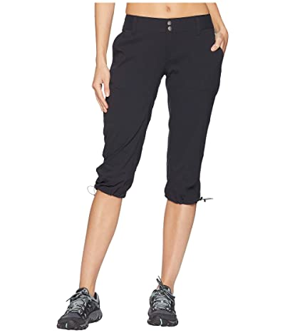 Columbia Saturday Trail II Knee Pant (Black) Women