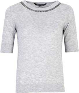 Top Secret Women's Short Sleeve Sweater