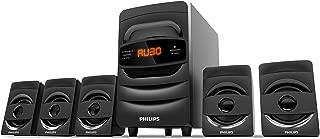 Philips SPA5128B 5.1 CH 40W Bluetooth Multimedia Speakers
