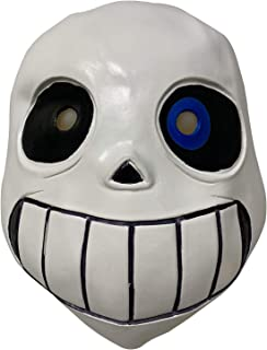 Deluxe Latex Game Full Head Mask Cosplay Costume Party Fancy Halloween Christmas Props