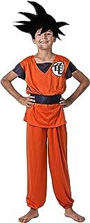 Costumizate! Disfraz de Guerrero Z Talla 1-3 Especial para niños Fiestas de Disfraces o Carnaval
