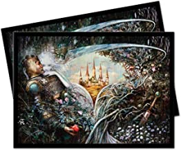 Magic: The Gathering Throne of Eldraine Enchantment Deck Protector Sleeves (100 ct.)